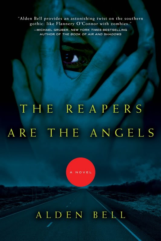 Reapers are the angels book cover