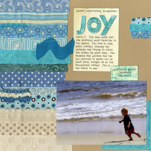 Beach joy asorensen