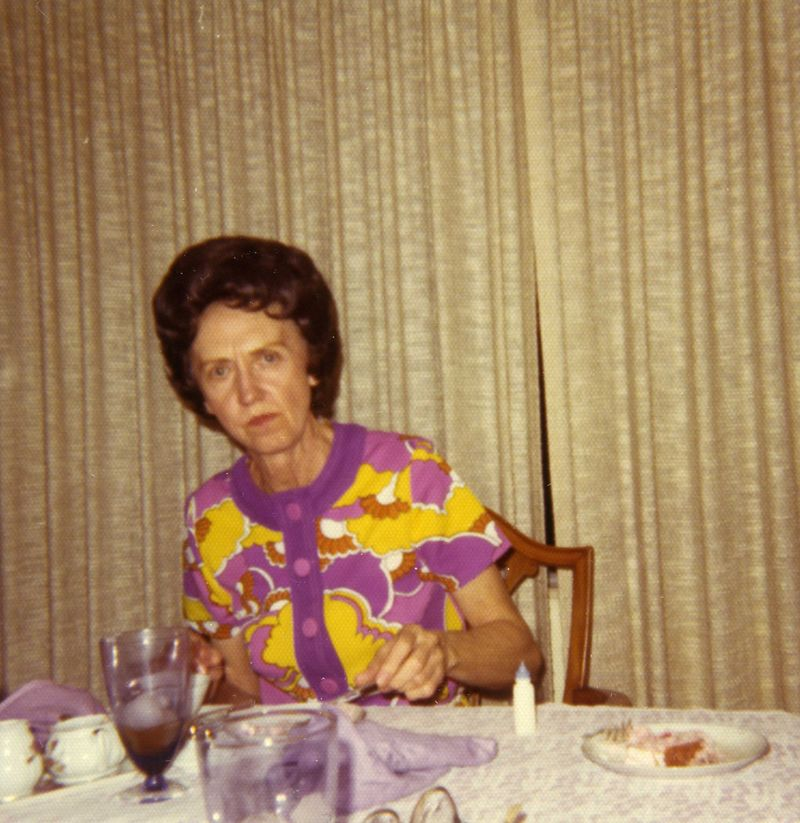 Grandma florence