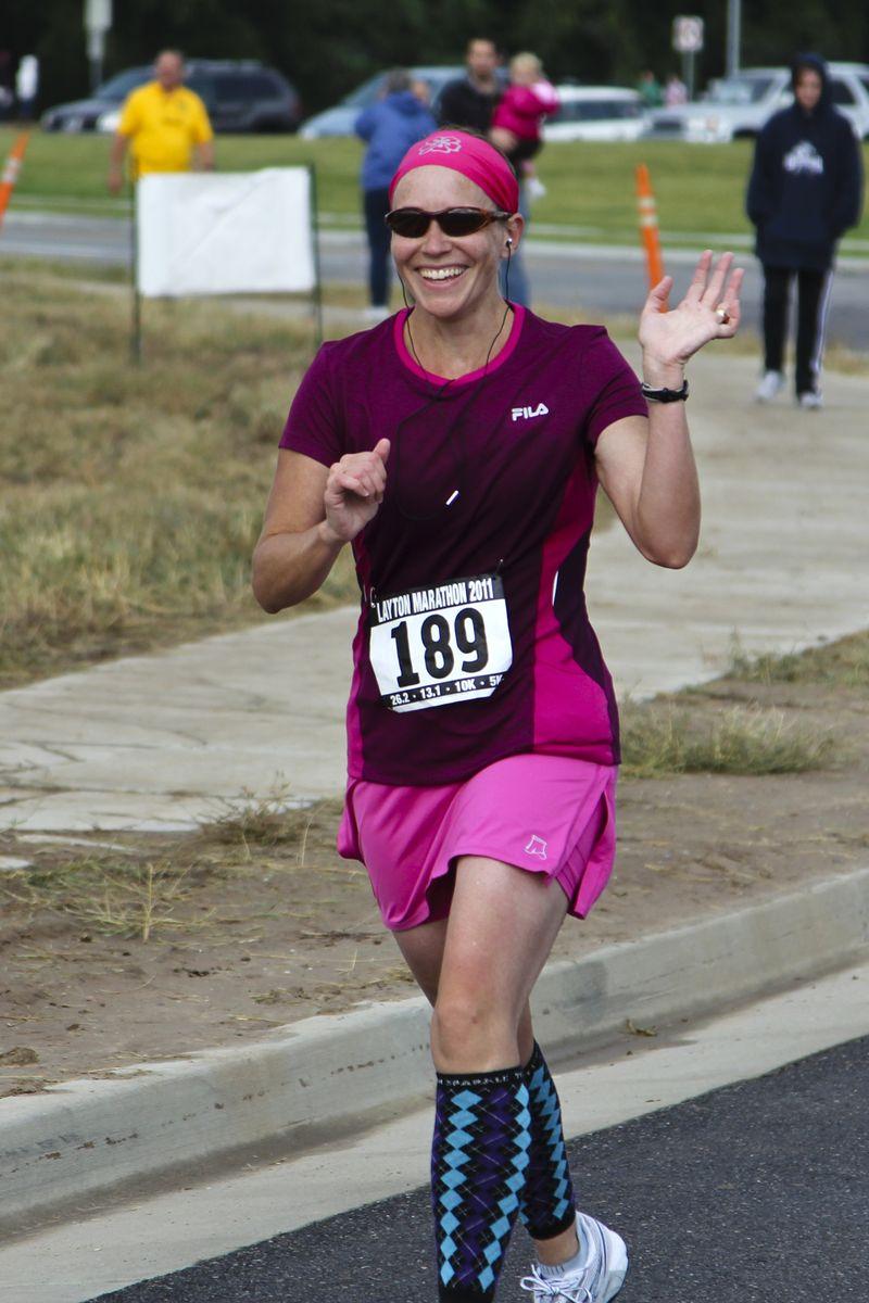 Marathon no1