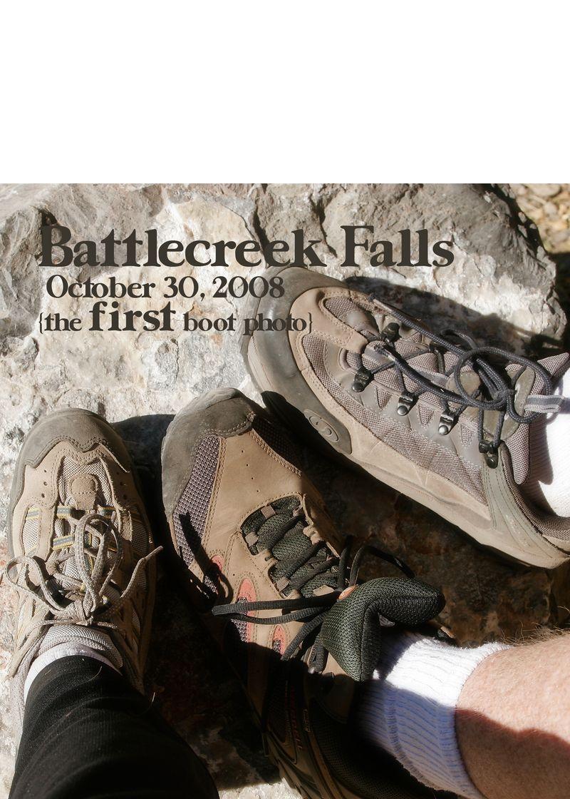 2008 10 30 Battlecreek shoes 5x7