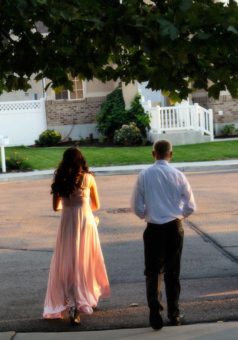 Haley homecoming 2012