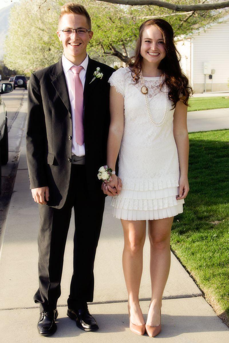 Haley adam prom 2012
