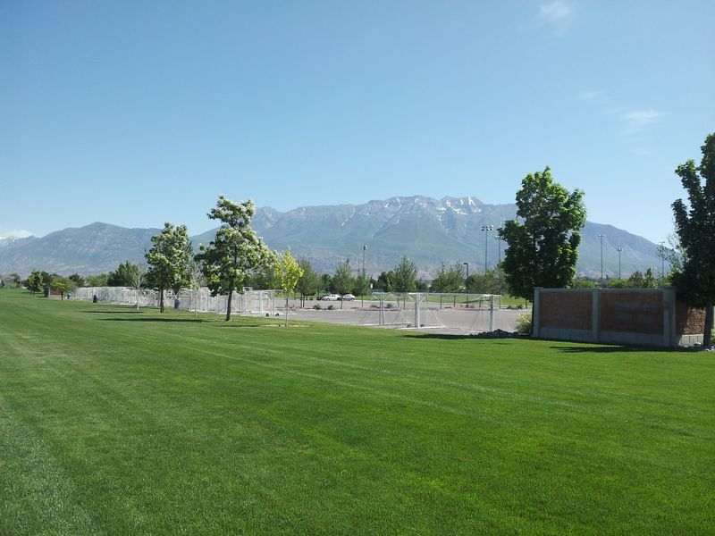 Utah lake 01 start soccer fields