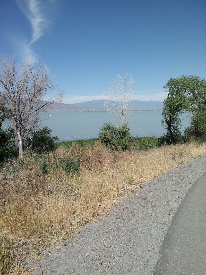 Utah lake 06 pkwy start
