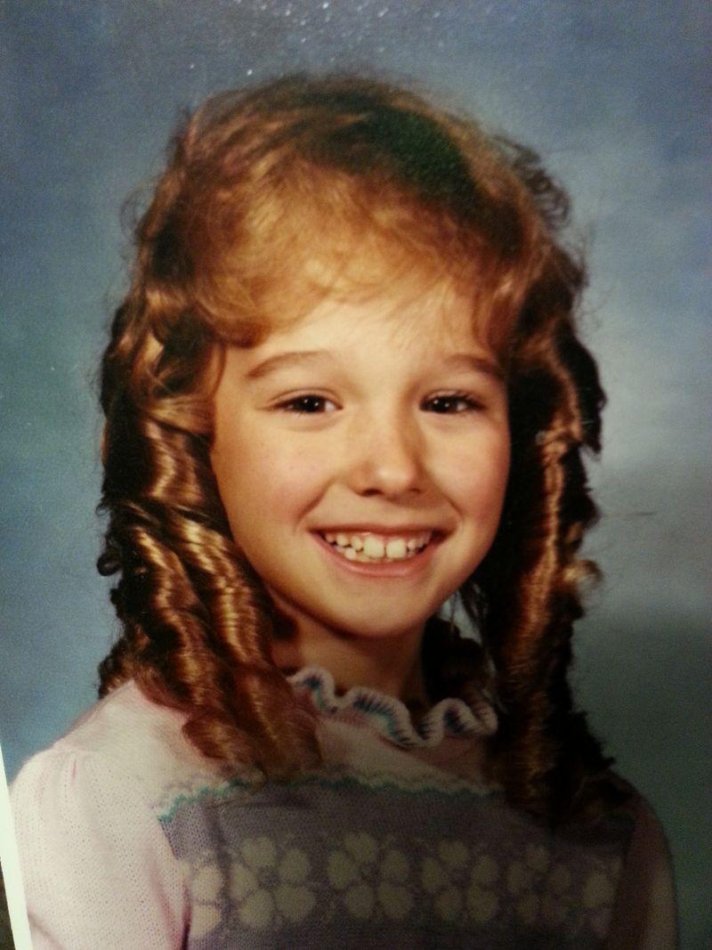 Becky Fancy Hair