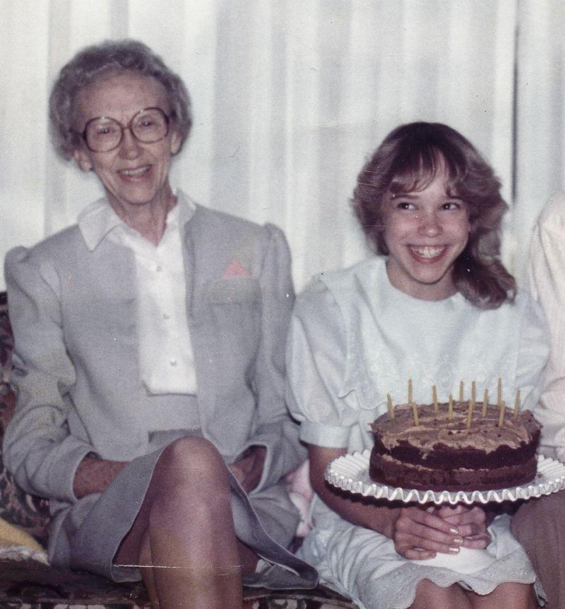 Grandma florence amy