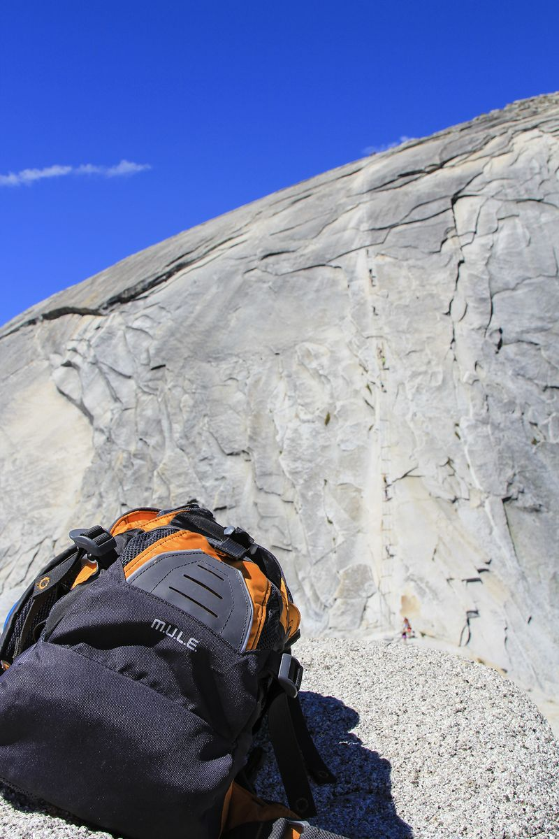July 2014 review  4x6 half dome back pack
