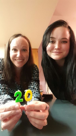 turning 20