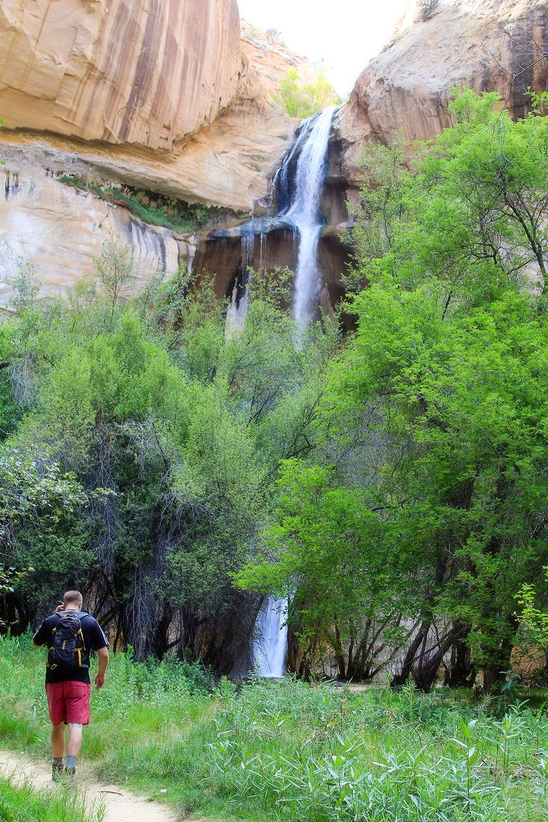 Calf creek falls kendell 4x6
