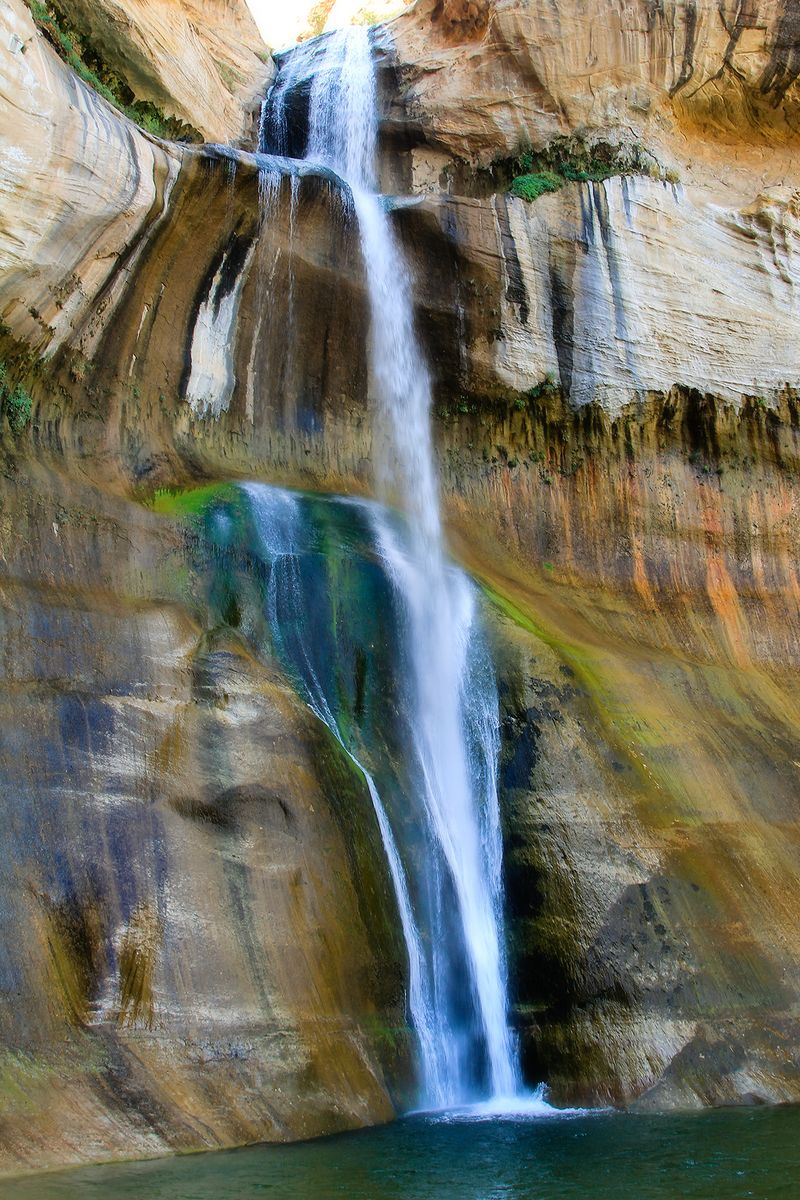 Calf creek falls 4x6