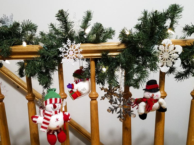 A sorensen banister