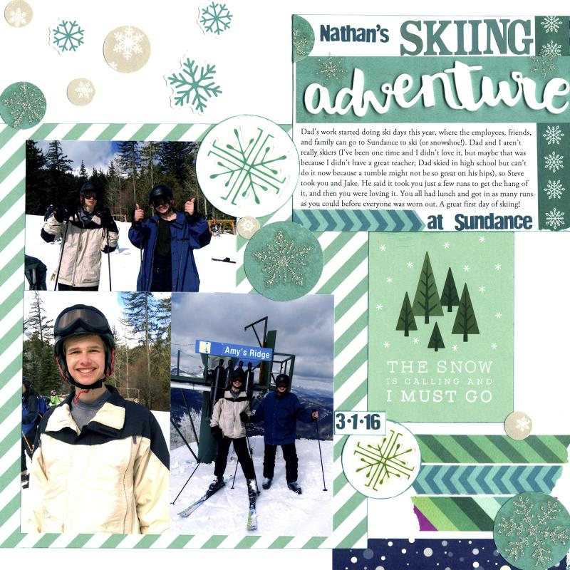 Nathan 2016 Skiing
