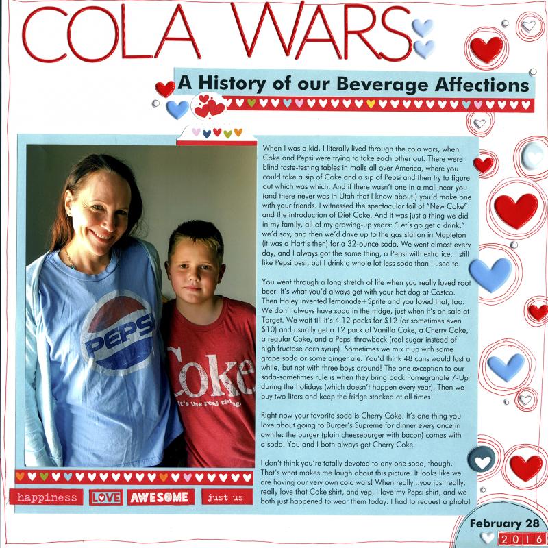 Kaleb 2016 Cola Wars