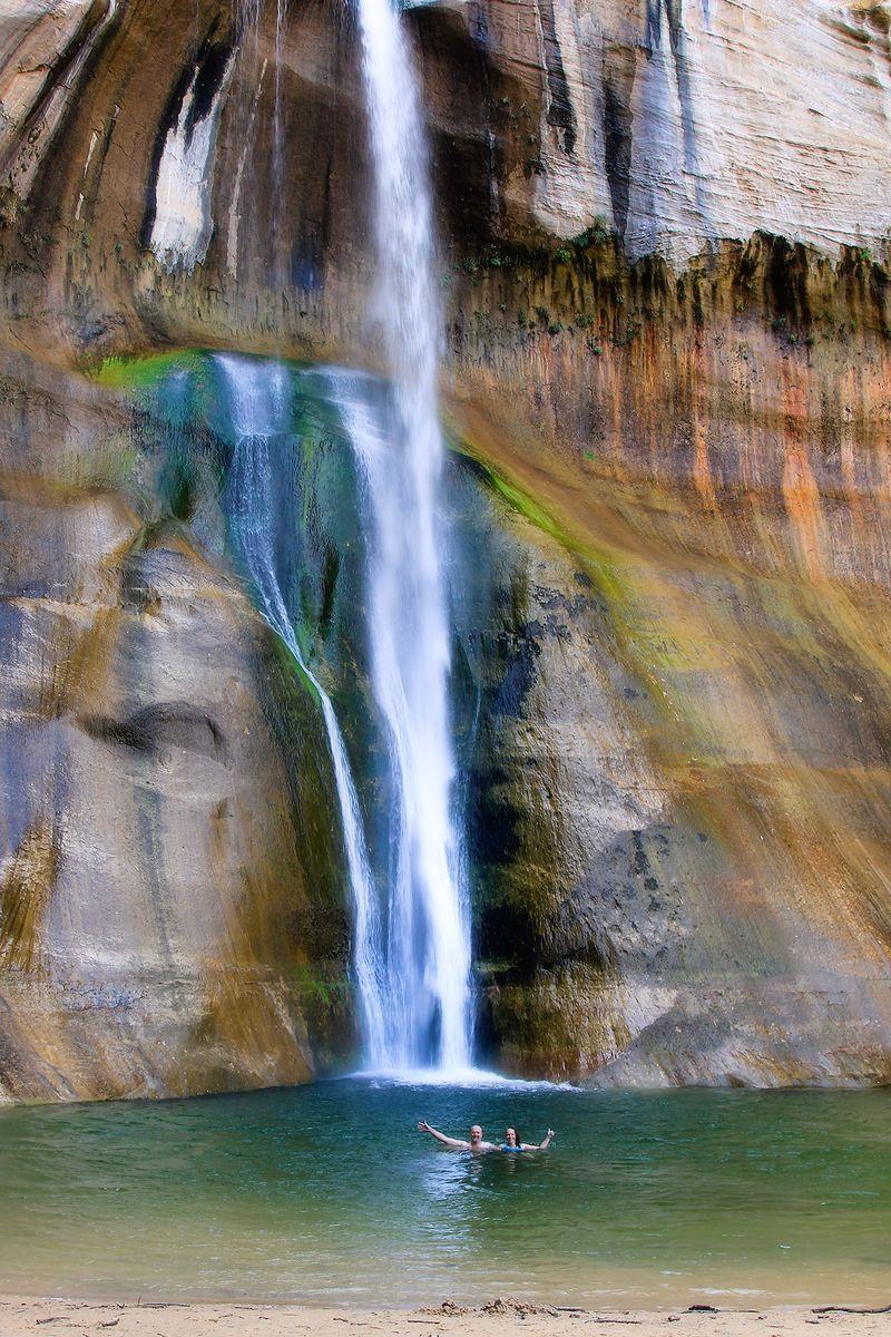 Kendell amy calf creek falls 4x6