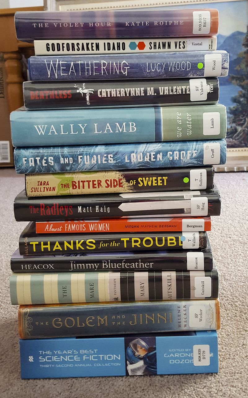 Amy sorensen books I had to return