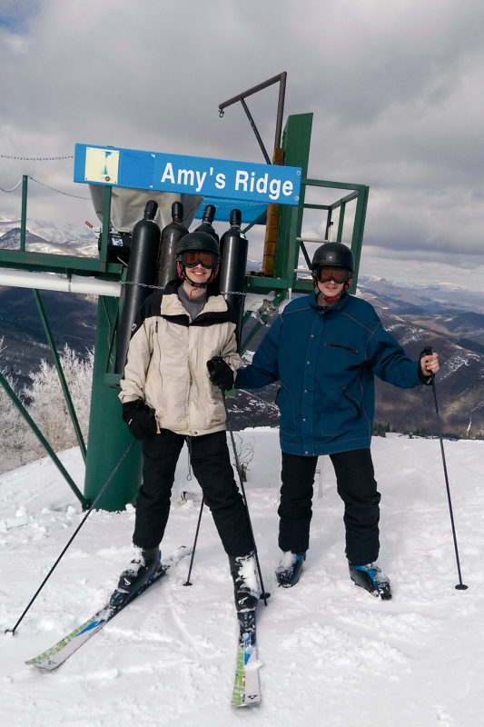 Jake Nathan skiing Sundance 4x6