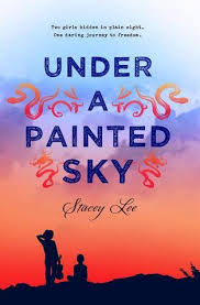Under a painted sky