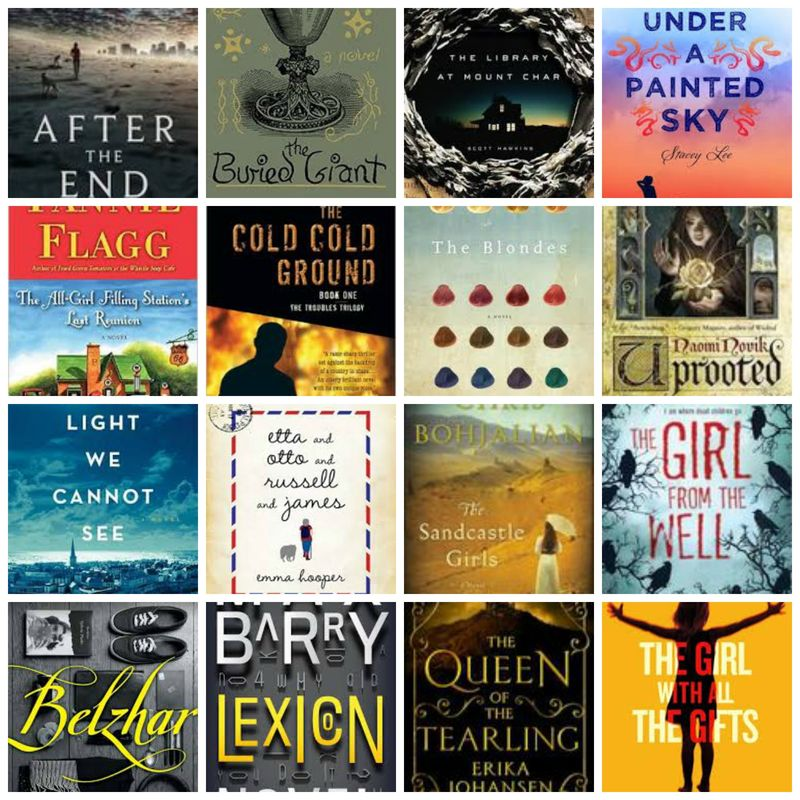 2015 books I read