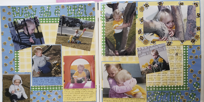 1999 04 xx jake busy as a bee