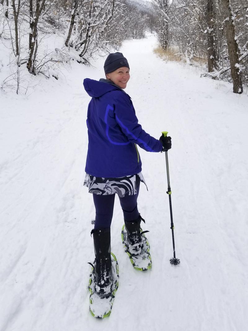 01 snowshoeing at big springs