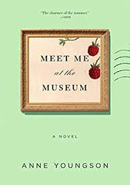 Meet me at the museum cover