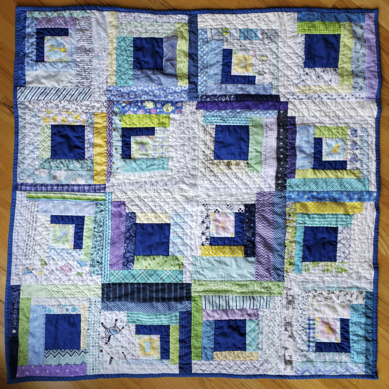 Midnight feeding quilt