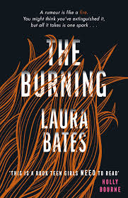 Burning by laura bates