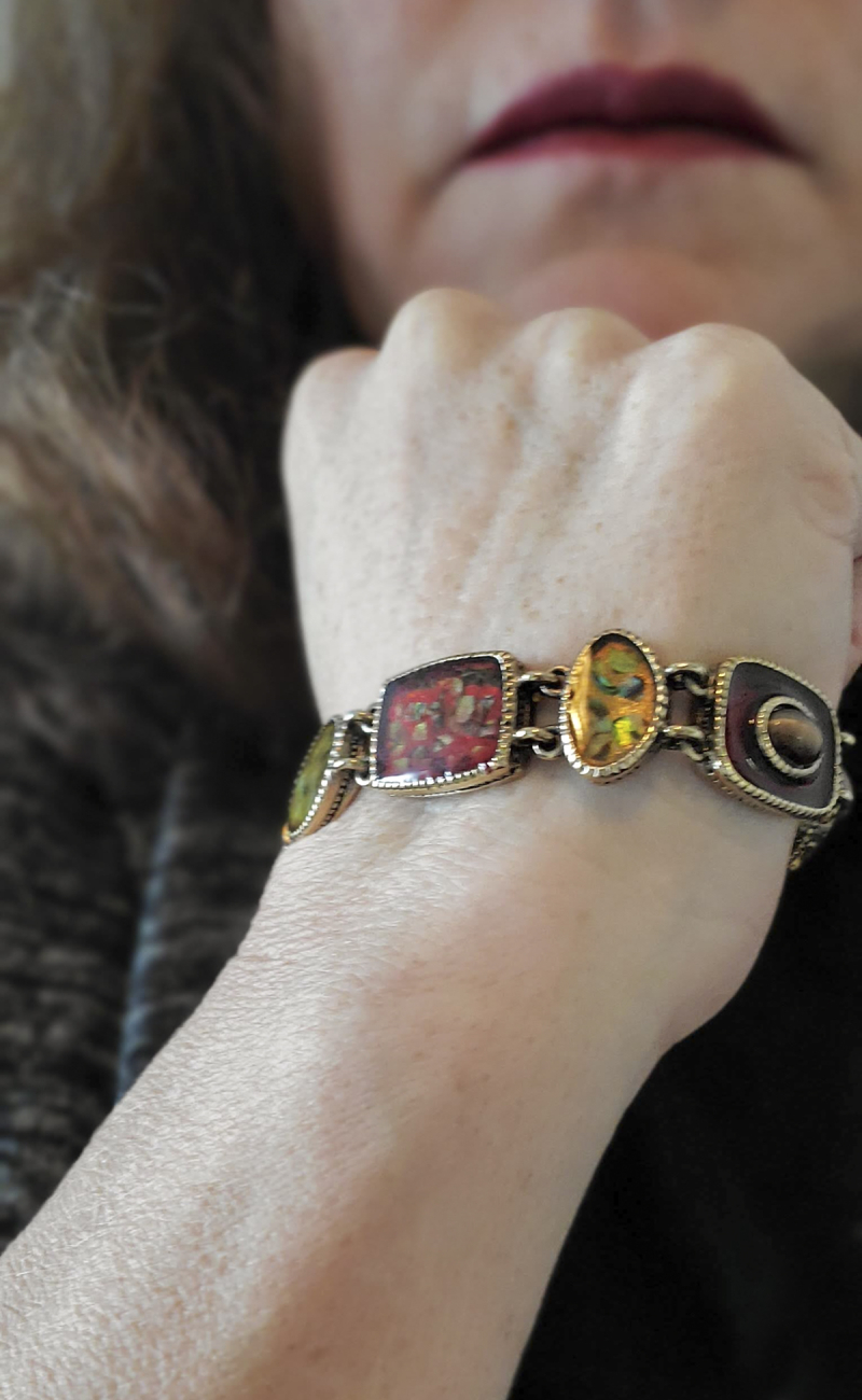 Stone bracelet 01