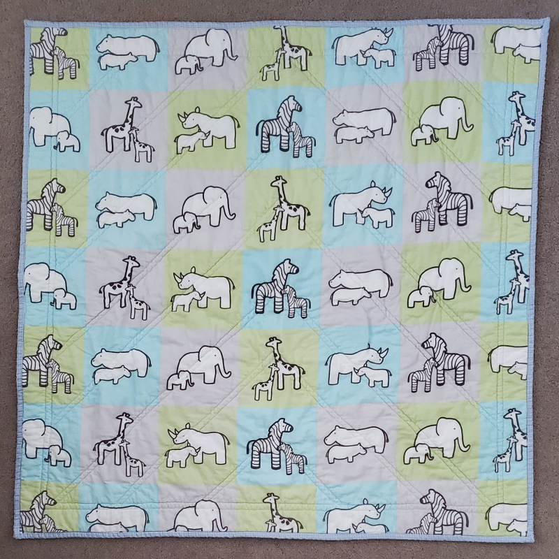 2020 quilts mama elephant back