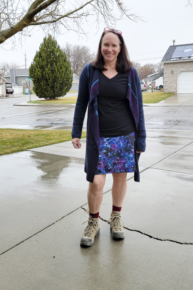 First walk after surgery 4x6