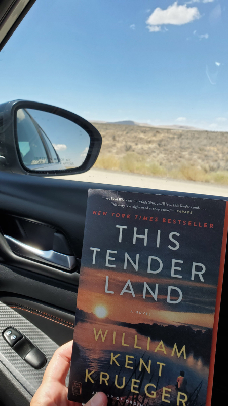 This tender land driving