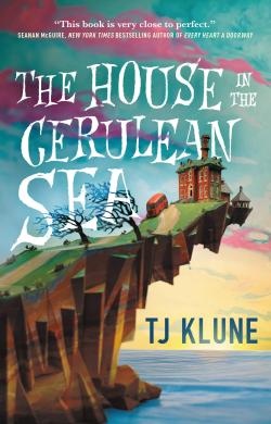 House in the ceruliean sea