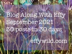 September 2021 blog along